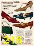 1966 Montgomery Ward Fall Winter Catalog, Page 216
