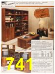 1987 Sears Fall Winter Catalog, Page 741