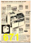 1949 Sears Spring Summer Catalog, Page 671
