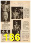 1965 Sears Spring Summer Catalog, Page 186