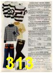 1972 Sears Fall Winter Catalog, Page 313