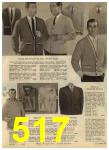 1960 Sears Spring Summer Catalog, Page 517