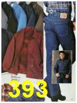1988 Sears Fall Winter Catalog, Page 393