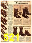 1940 Sears Fall Winter Catalog, Page 521