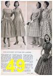 1957 Sears Spring Summer Catalog, Page 49