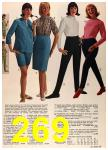 1964 Sears Spring Summer Catalog, Page 269