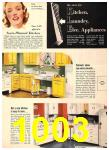 1940 Sears Fall Winter Catalog, Page 1003