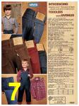 1982 Sears Fall Winter Catalog, Page 7