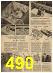 1962 Sears Spring Summer Catalog, Page 490