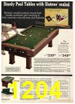 1975 Sears Fall Winter Catalog, Page 1204