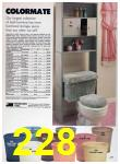 1989 Sears Home Annual Catalog, Page 228