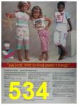 1988 Sears Spring Summer Catalog, Page 534