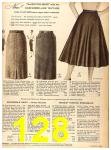 1956 Sears Fall Winter Catalog, Page 128