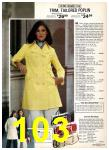 1977 Sears Spring Summer Catalog, Page 103