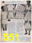 1957 Sears Spring Summer Catalog, Page 551