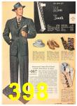 1940 Sears Fall Winter Catalog, Page 398