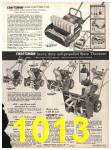1971 Sears Fall Winter Catalog, Page 1013