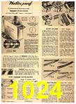 1949 Sears Spring Summer Catalog, Page 1024