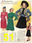1940 Sears Fall Winter Catalog, Page 51