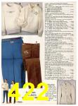 1982 Sears Fall Winter Catalog, Page 422