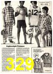 1974 Sears Spring Summer Catalog, Page 329