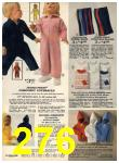1972 Sears Fall Winter Catalog, Page 276