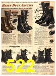 1940 Sears Fall Winter Catalog, Page 522