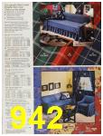 1987 Sears Fall Winter Catalog, Page 942