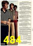 1974 Sears Spring Summer Catalog, Page 484