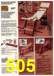 1981 Montgomery Ward Spring Summer Catalog, Page 505