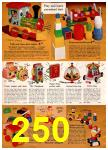 1968 Montgomery Ward Christmas Book, Page 250