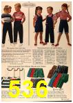 1964 Sears Spring Summer Catalog, Page 536