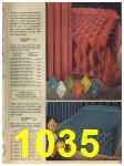 1965 Sears Fall Winter Catalog, Page 1035