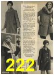 1968 Sears Fall Winter Catalog, Page 222