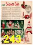 1961 Montgomery Ward Christmas Book, Page 243
