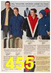 1963 Sears Fall Winter Catalog, Page 455