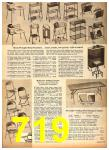 1958 Sears Fall Winter Catalog, Page 719