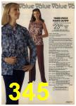 1980 Sears Fall Winter Catalog, Page 345