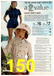 1972 Montgomery Ward Spring Summer Catalog, Page 150