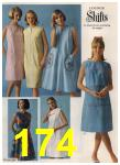 1965 Sears Spring Summer Catalog, Page 174