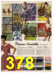 1962 Sears Spring Summer Catalog, Page 378