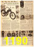 1956 Sears Fall Winter Catalog, Page 1190