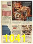 1965 Sears Fall Winter Catalog, Page 1041