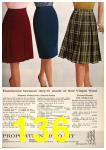 1963 Sears Fall Winter Catalog, Page 136