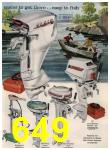 1961 Sears Spring Summer Catalog, Page 649