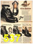 1940 Sears Fall Winter Catalog, Page 537