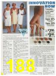 1985 Sears Spring Summer Catalog, Page 188