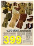 1972 Sears Fall Winter Catalog, Page 399