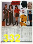 1986 Sears Fall Winter Catalog, Page 332