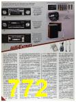1985 Sears Fall Winter Catalog, Page 772